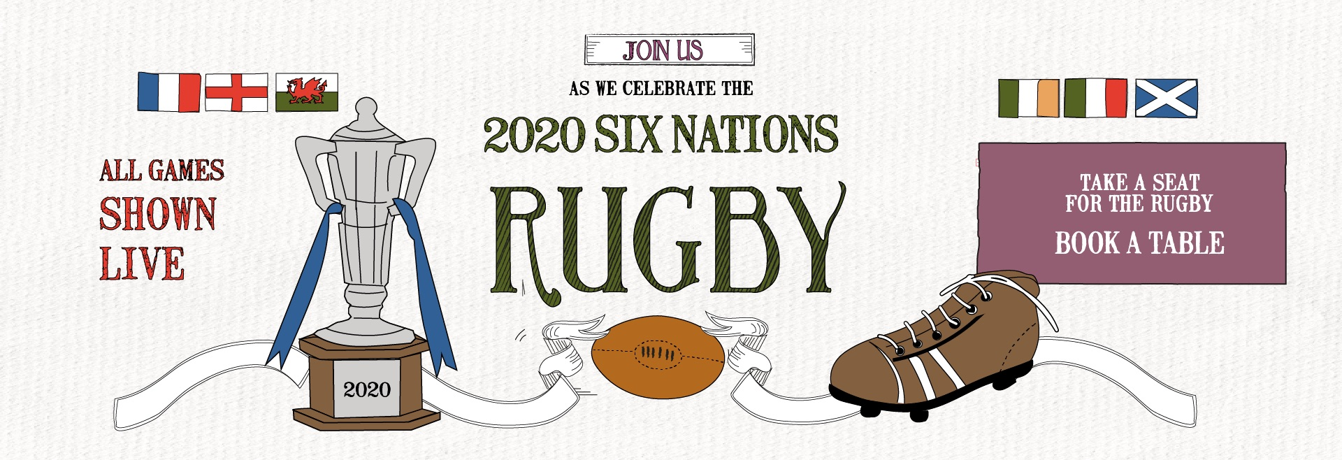 6 Nations Live at City Road