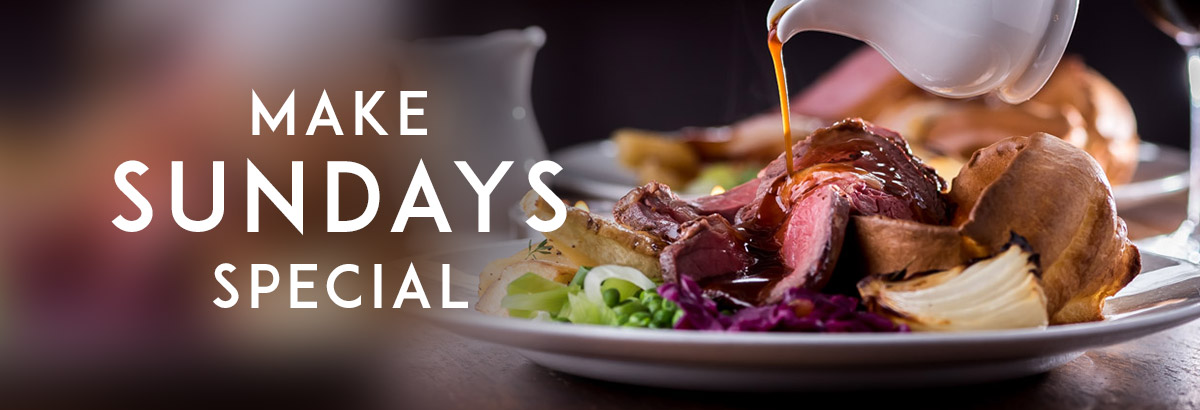 Special Sundays at The Angel