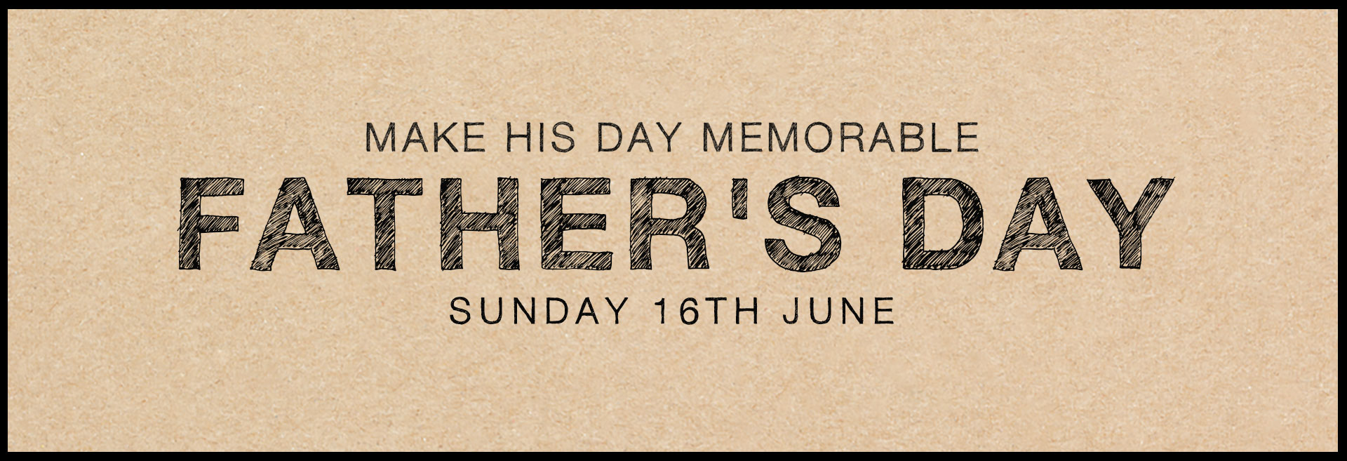 Father's Day at The Angel