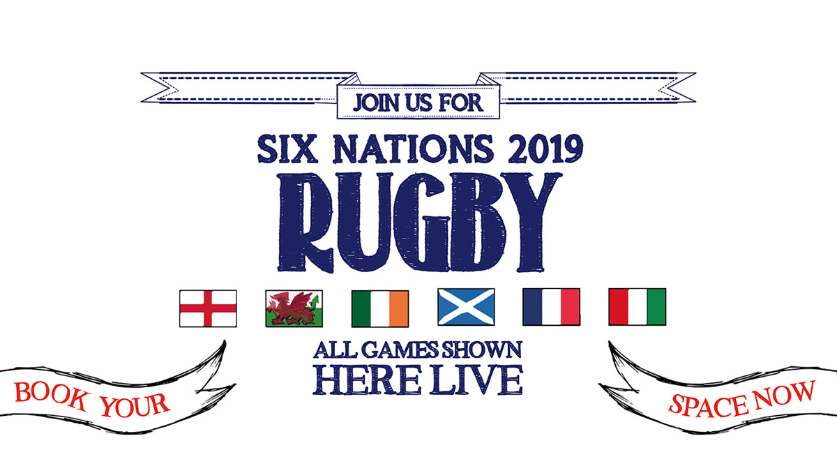 Watch the 6 Nations at The Angel in London