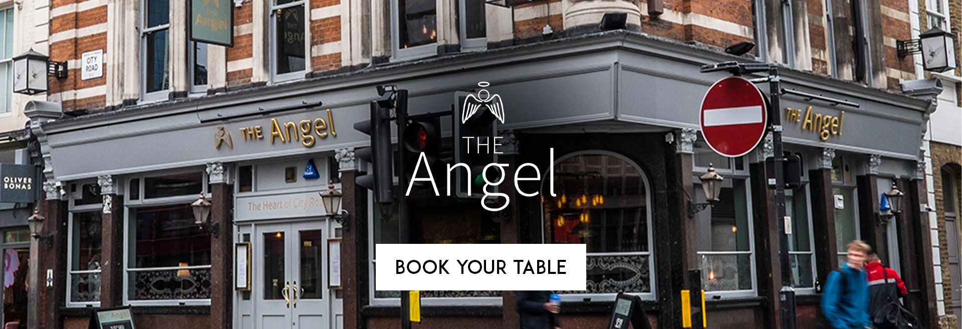 Book Your Table The Angel